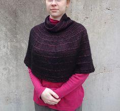 Ravelry: Bijou Capelet pattern by Emily Johannes
