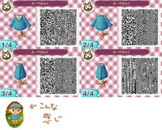 animal crossing new leaf qr codes mens clothing