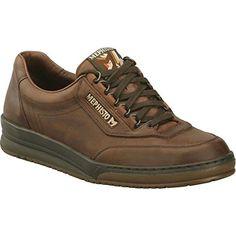 Mephisto Men's Match Walking Shoe,Dark Brown Vintage,8.5 ...