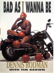 (Get eBook) Bad as I Wanna Be by Dennis Rodman Reading Online, Books Online, Dennis Rodman, Basketball Pictures, Got Books, Sports Illustrated, Chicago Bulls, Basketball Players, Ebook Pdf