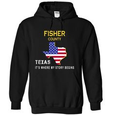 FISHER It's Where My Story Begins T-Shirts, Hoodies. Check Price Now ==►…