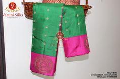 'Varuni Silks' brings exclusive handwoven kanchi Pattu sarees directly from the weavers, whatsapp 9100663989