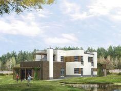 Projekt domu Apollo 2 (239,60 m2) to nowoczesny dom z płaskim dachem i kubistyczną bryłą. Pełna prezentacja projektu znajduje się na stronie: https://www.domywstylu.pl/projekt-domu-apollo_2.php.  #apollo #dom #domy #projekty #projekt #mtmstyl #domywstylu #projektydomow #projektygotowe #domynowoczesne #plaskidach #architektura #architecture #house #home #design