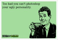 It wouldn't help because her Photoshop skills suck when it comes to her pretending to be a 'Photographer'. Stealing a camera from your job (where you were f'king the loss prevention guy) and pretending you can take photos does NOT a photographer make! Poser! Lmao!