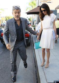 Amal Clooney's Most Stylish Looks Ever | InStyle.com