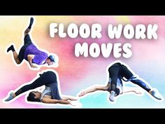 There is NEVER ENDING floor work. My babehs. Matt and I are back with 3 new dance floor work movements: a toe over, a kip up, and a helico. Jazz Dance Moves, Lyrical Dance, Dance Tips, Dance Choreography, Dance Lessons, Dance Art, Dance Videos, Dance Warm Up, Dance With You