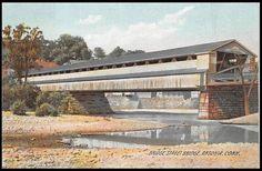 1910 Trolley Bridge, Bridge St. Bridge