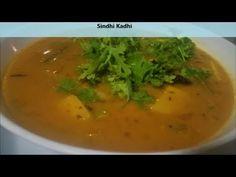 sindhi kadhi recipe/ sindhi kadhi/how to make sindhi kadhi