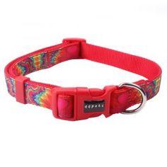 04dc5d07144f custom logo pet collar: popular 2.0 size nylon jacquard pet collar supplies- qqpets