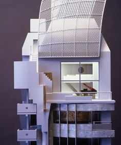 216_Fukuda Motors Building / 1980 - 1989 / Chronologisch / Architektur / Home - HANS HOLLEIN.COM