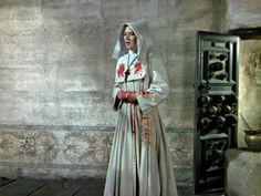 Still from Black Narcissus † #movie #film #still #frame #nun #habit #bloody #nunsploitation #BlackNarcissus