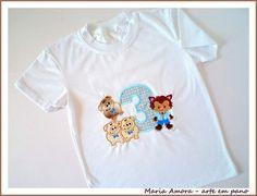 Camiseta ou body - Os três porquinhos