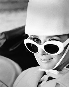 Audrey Hepburn during the filming of How to Steal a Million (1966). Photo: Pierluigi Praturlon.