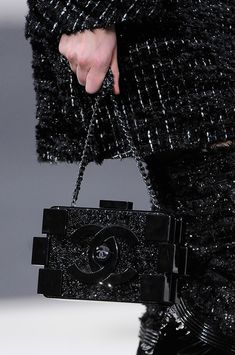 Chanel Fall 2013 Runway Pictures - StyleBistro