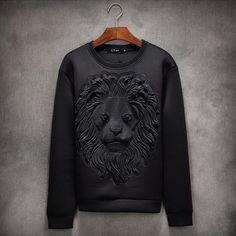 Lion Head Long Sleeve @ohpairshop @ohpairshop @ohpairshop Price: US $59 @ohpairshop Follow @ohpairshop @ohpairshop @ohpairshop Get Yours http://ift.tt/1huNvcR by fashiorismo