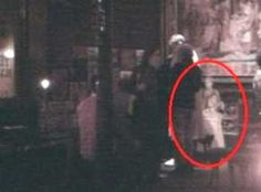 Ghost lady shows up in Pub!