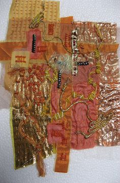 fabric collage 6