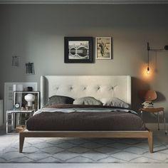 Очень маленькая спальня: 7 советов дизайнера
