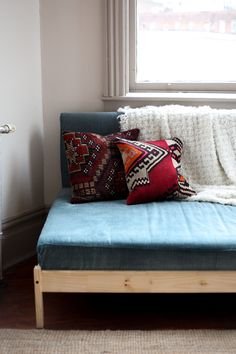 DIY Ikea Hacks : 5 Easy Steps to Make your Own Ikea Couch — Treasures & Travels