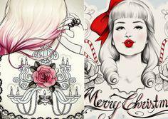 Dois para Quinze, As ilustrações da Tati Ferrigno!