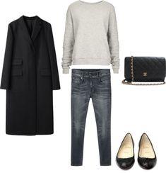 Minimal + Classic: you wish par sabinski-05 utilisant manteau en laine