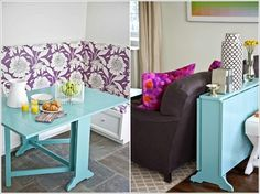 Small Dining Table Ideas for Tiny Spaces 9