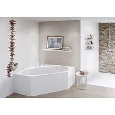 Bildergebnis für sechseck badewanne