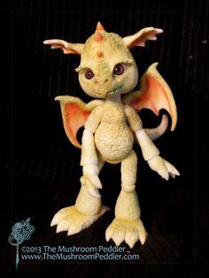 Singe the Dragon by the Mushroom Peddler
