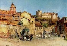 Ettore Roesler Franz e la Roma perduta Borgo Angelico