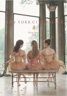 new york city ballet, this would be a great pic framed in my daughters room! Even though her room is in Paris, this would still be pretty!
