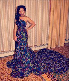 liberian queen prom