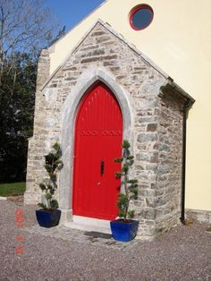 Linehan Construction House Renovation,The old Church of Ireland, Co. Church Of Ireland, Cork, Entrance, Restoration, Old Things, Construction, The Originals, Projects, House