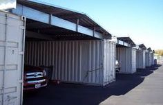 Container SA: Shed Container: Modular, Green and Safe Container Van House, Container Shop, Building A Container Home, Container Cabin, Cargo Container, Container House Design, Shipping Container Buildings, Shipping Container House Plans, Shipping Containers