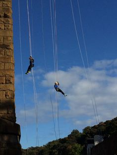 Entries are now open for the Forth Rail Bridge abseil in May. Sign up for your FREE charity place with Royal Blind!