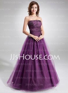 Jolie robe violette
