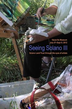 Seeing Solano III is the Vacaville Museum's latest exhibition featuring 16 artists.