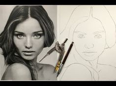 How to Draw a Perfect Head Shape - Basic Proportions - YouTube