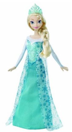 Disney Frozen Elsa Dolls - an unforgettable gift that your little girls will love and cherish. Elsa is the main character from the Disney movie, Frozen. Frozen Disney, Film Frozen, Frozen Kids, Frozen 2013, Anna Disney, Disney Disney, Princesa Elsa Frozen, Frozen Princess, Princess Toys