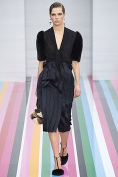 See the complete Salvatore Ferragamo Fall 2016 Ready-to-Wear collection.
