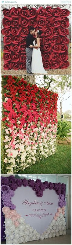 Rustic Weddings » 30 Unique and Breathtaking Wedding Backdrop Ideas »   ❤️ More:  http://www.weddinginclude.com/2017/05/unique-and-breathtaking-wedding-backdrop-ideas/