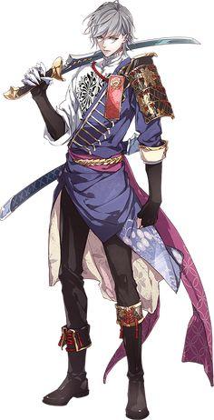 Sengoku Nightblood ~ Niwa Nagahide (Oda Army)