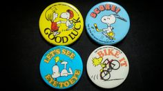 Check out this item in my Etsy shop https://www.etsy.com/listing/213333319/vintage-1960s-peanuts-snoopy-pins