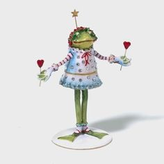 Patience Brewster Christmas Krinkles Floral Frog Jeweled Box Retired - Ornaments 56-39387KRINK Department 56,http://www.amazon.com/dp/B00C29PXHW/ref=cm_sw_r_pi_dp_76Frtb16YDCHXVTW