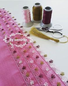 Likes, 161 Comments - Zü Yarn Crafts, Diy And Crafts, Needle Lace, Free Sewing, Voss Bottle, Hand Embroidery, Tatting, Needlework, Like4like