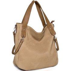 Designer Inspired Satchel Handbag With Belted & Buckle Accents Black $58