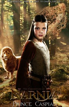 Narnia Character Poster: Lucy by Archer-AMS on deviantART