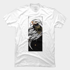 Eagle T Shirt By Studiokauz Design By Humans