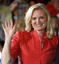 Ann Romney I was admiriing everything she spoke about tonight as she endorsed her husband for the Republican Presidential Nominee