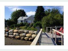 Mahone Bay House Rental: Cozy Seaside Retreat On Mahone Bay Sleeps 6 W/ Private Dock & Row Boat   HomeAway