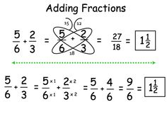 Printable Valentine's Day Multiplication and Fractions